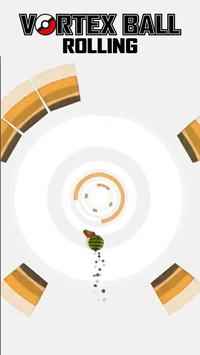 Rolly Vortex Ball screenshot 1