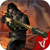 Sniper Shooter - Counter Terrorist Attack 3D icon