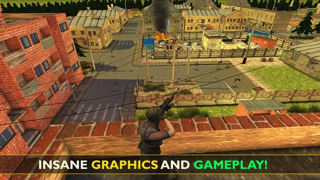 Sniper Shooter - Counter Terrorist Attack 3D screenshot 2