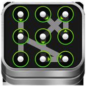 Pattern Screen Lock icon