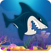 Shark Survival Run icon