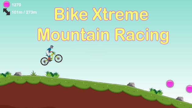 Bike Xtreme Mountain Racing apk screenshot