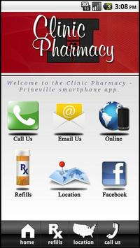 Clinic Pharmacy poster