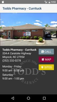 Todd's Pharmacy screenshot 5