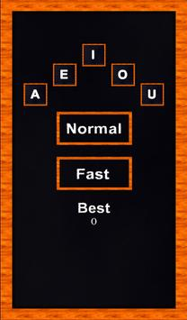 Don't Touch The Vowels Free screenshot 1