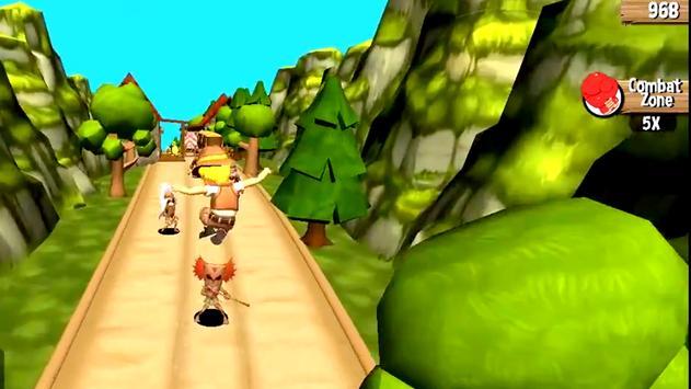 Shoutrageous Runner apk screenshot