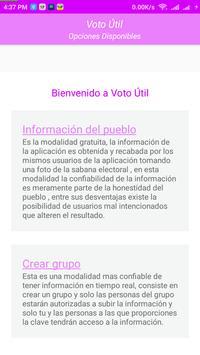 VotoUtil screenshot 1