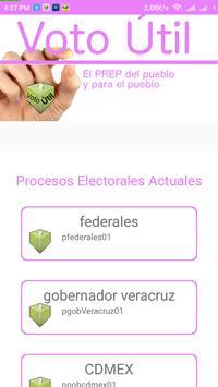 VotoUtil screenshot 2