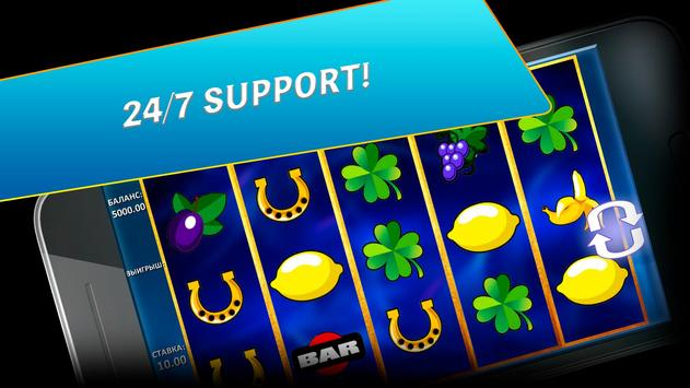 Lucky club slots screenshot 1