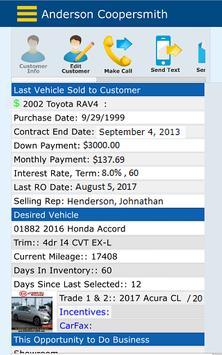 Votenza - Automotive CRM screenshot 3