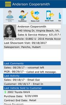 Votenza - Automotive CRM screenshot 2