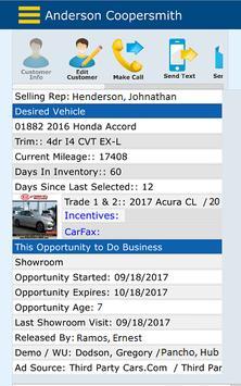 Votenza - Automotive CRM screenshot 4