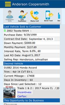 Votenza - Automotive CRM screenshot 8