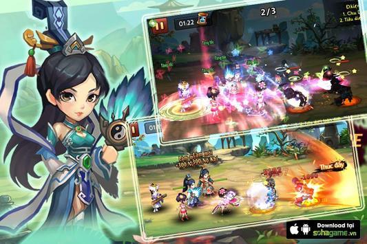 Vo Tuong 3D - Tam Quoc Truyen apk screenshot