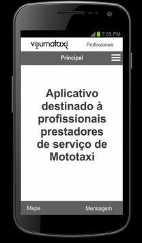 Vou Motaxi - Mototaxistas screenshot 2