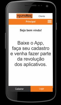 Vou Motaxi - Clientes screenshot 6