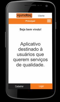 Vou Motaxi - Clientes apk screenshot