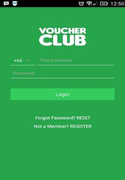 VoucherClub apk screenshot