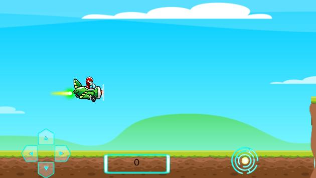 Air Combat : Aliens Shooter screenshot 2