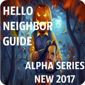 Alpha Hello Neighbor Guide icon