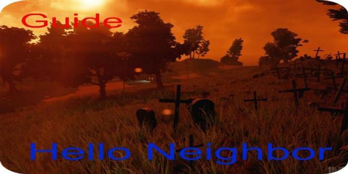 Alpha Hello Neighbor Guide apk screenshot