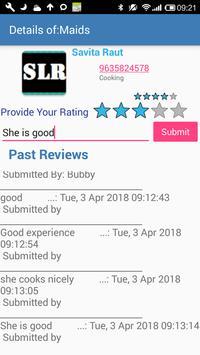 Society Listing Reviews apk screenshot