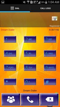 Dream Dialer screenshot 1