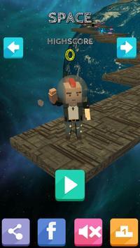 Pixel Road 3D screenshot 2