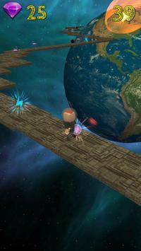 Pixel Road 3D screenshot 3