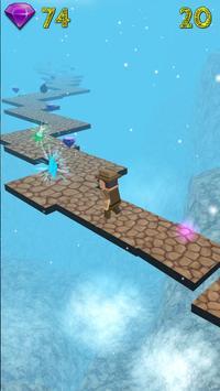 Pixel Road 3D screenshot 4