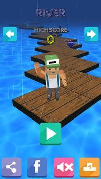 Pixel Road 3D screenshot 7