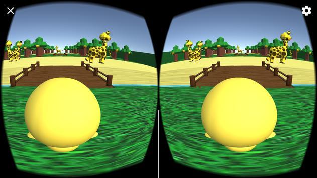 ぴよぴよGO VR 截图 1