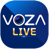 VOZA Live - Video Chat, Robust Security Massenger icon