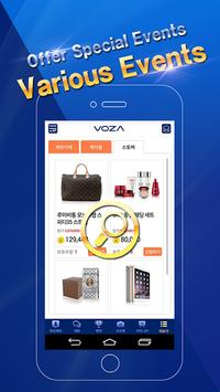 VOZA Live - Video Chat, Robust Security Massenger screenshot 3