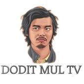 Dodit Mul Tv Vlog icon