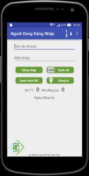 DKK Đăng Ký Khám Bệnh apk screenshot