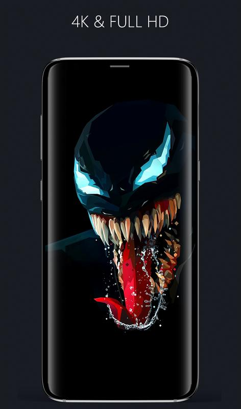 Venom 2018 Wallpapers 4k For Android Apk Download