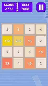 2048 Classic apk screenshot