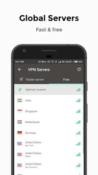 VPN Proxy Master - Iran 🇮🇷 screenshot 2