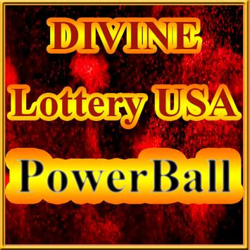 DIVINE USA Lottery Jackpots: Powerball 6/69 poster