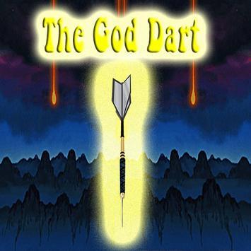 The God Dart poster