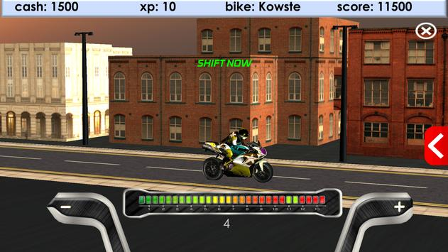 Bike Drag Racing screenshot 14