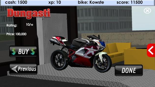 Bike Drag Racing screenshot 16