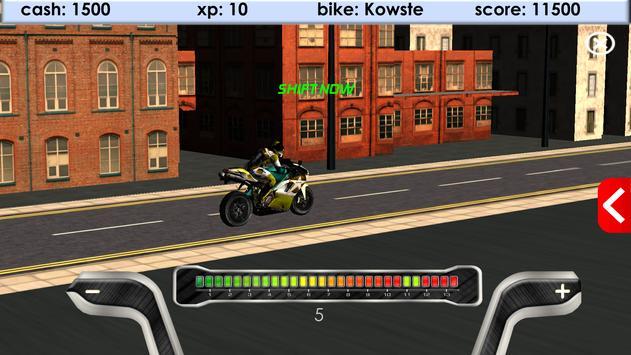 Bike Drag Racing screenshot 7