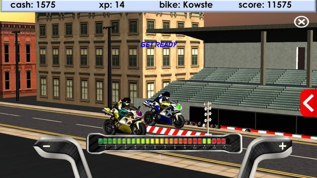Bike Drag Racing screenshot 9