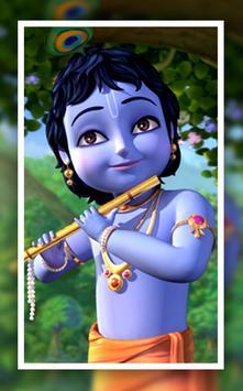 Krishna Live Wallpaper New screenshot 1