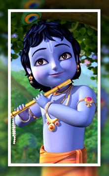 Krishna Live Wallpaper New screenshot 1