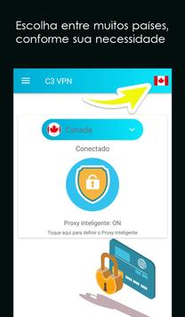 C3 VPN screenshot 5