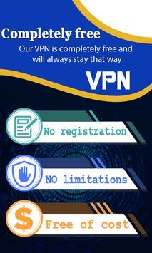 VPN Free Proxy Super Fast screenshot 2