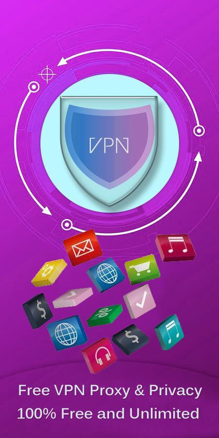 Free Internet VPN Proxy - Private Access VPN Cloud for